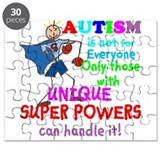 Autism is not for everyone Puzzle