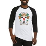 MacGrann Coat of Arms Baseball Jersey