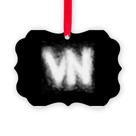 VN Logo Picture Ornament