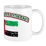 United Arab Emirates Flag Designs Mug