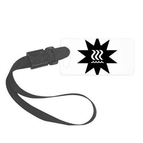 Technofogger Small Luggage Tag