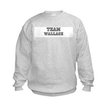 Team Wallace Sweatshirt