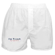 Sexy I'm French by Injection Boxer Shorts
