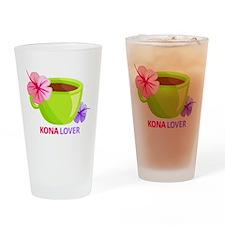 Kona Lover Drinking Glass