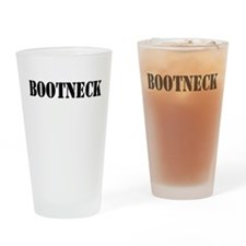 bootneck Drinking Glass