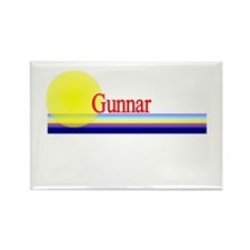 Gunnar Rectangle Magnet