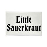 Little Sauerkraut Rectangle Magnet (10 pack)