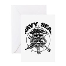 Socom emblem.png Greeting Card