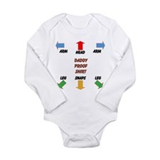 Daddy Proof Baby Outfits