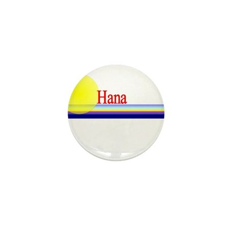 Hana Mini Button (100 pack)