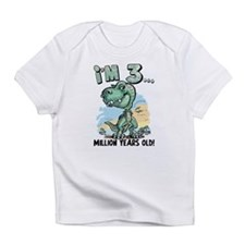 3 Million Years Old Infant T-Shirt