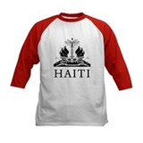 Haiti Coat Of Arms Tee
