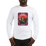 Doves Framed Long Sleeve T-Shirt