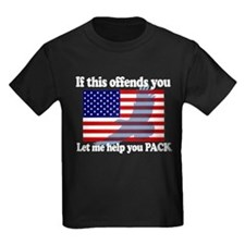 Flag Eagle Patriot T
