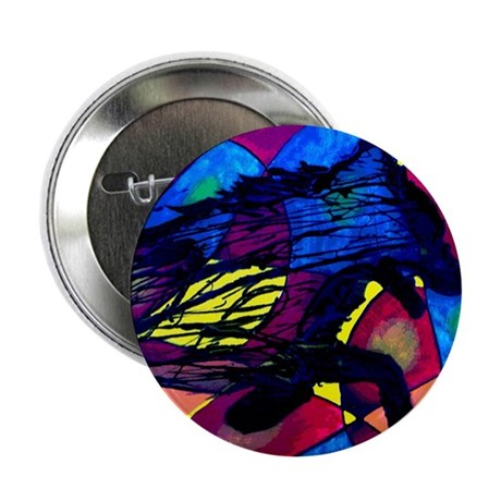 "Wolf Spirit 2.25"" Button (100 pack)"