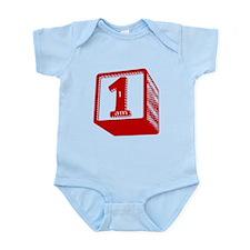 I am 1! Infant Bodysuit