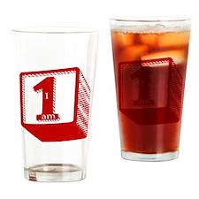 I am 1! Drinking Glass