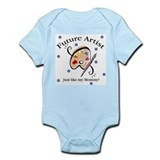 Funny New teacher Infant Bodysuit