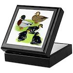 Gray Call Family Keepsake Box