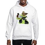 Gray Call Family Hooded Sweatshirt