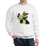 Gray Call Family Sweatshirt
