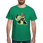 Gray Call Family Dark T-Shirt