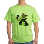 Gray Call Family Green T-Shirt