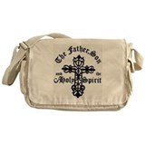The Father, Son & Holy Spirit Messenger Bag