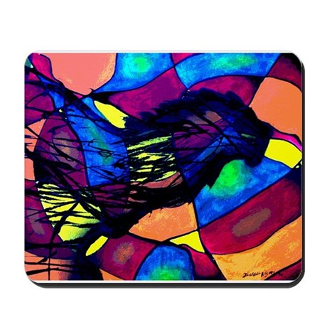Lion Spirit Mousepad