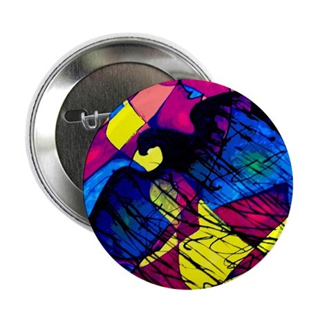 "Eagle Spirit 2.25"" Button (100 pack)"