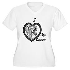 B@W Boxer 3 T-Shirt