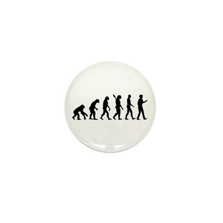 Evolution Cell Smartphone Mini Button (10 pack)