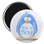 It is a Boy Penguin Magnet