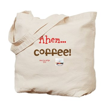 Funny Coffee Demand Tote Bag