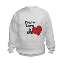 Peace Love & SVU Sweatshirt