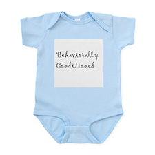 Behaviorally Conditioned Infant Bodysuit
