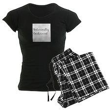 Behaviorally Conditioned pajamas