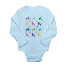 Cute Labrador retriever Onesie Romper Suit