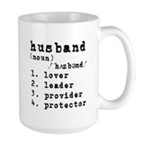 Husband Definition Mug