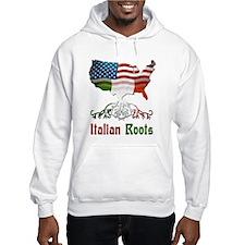 American Italian Roots Hoodie