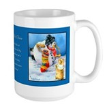 Corgi Art Coffee Mug Mug