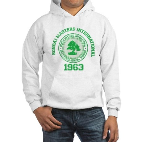 Bonsai Masters Hooded Sweatshirt
