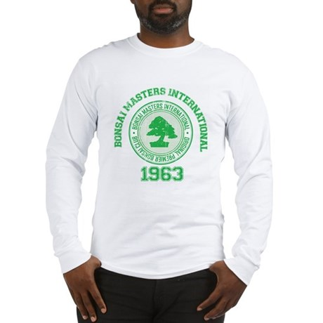 Bonsai Masters Long Sleeve T-Shirt