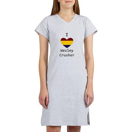 Crusher Love Women's Nightshirt