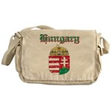 Hungary Coat of arms Messenger Bag