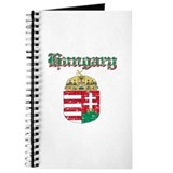 Hungary Coat of arms Journal