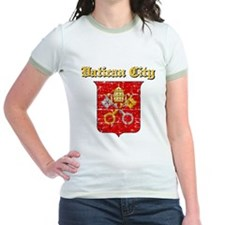 Vatican City Coat of arms T