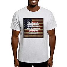 Jefferson Quote Liberty T-Shirt
