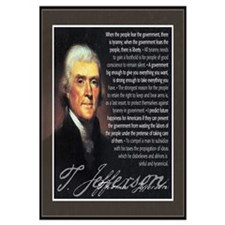 Jefferson: Liberty vs. Tyrann