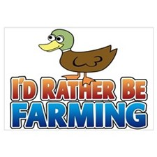 Duck: I'd rather be Farming